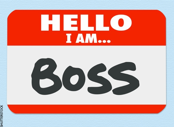 Wearing the badge of boss proudly will involve learning how to successfully transition from being a peer to team leader