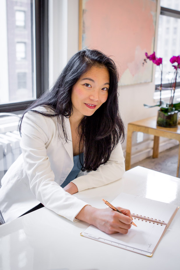 Georgene Huang CEO Fairygodboss
