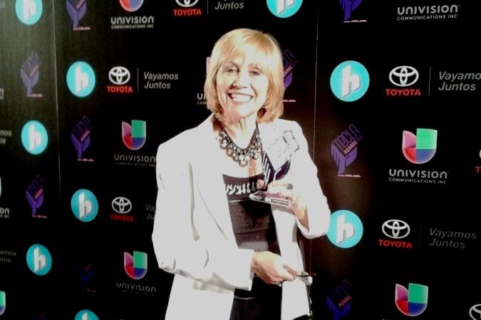 Susana G Baumann, Editor-in-Chief LIBizus
