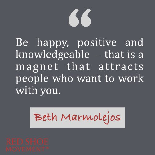 Great tip to foster on career opportunities by Beth Marmolejos