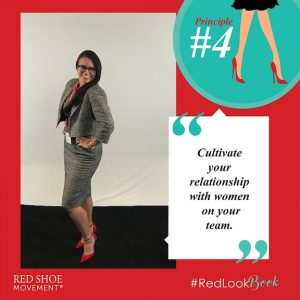 Winners of the #RedLookBook