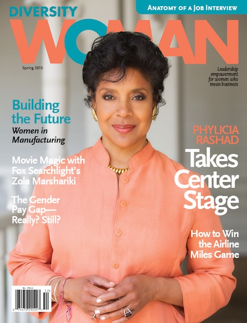 Diversity Woman magazine keeps up the inclusion conversation
