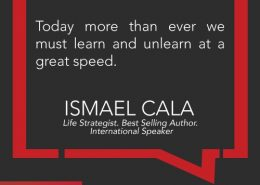 Ismael Cala motivational quote