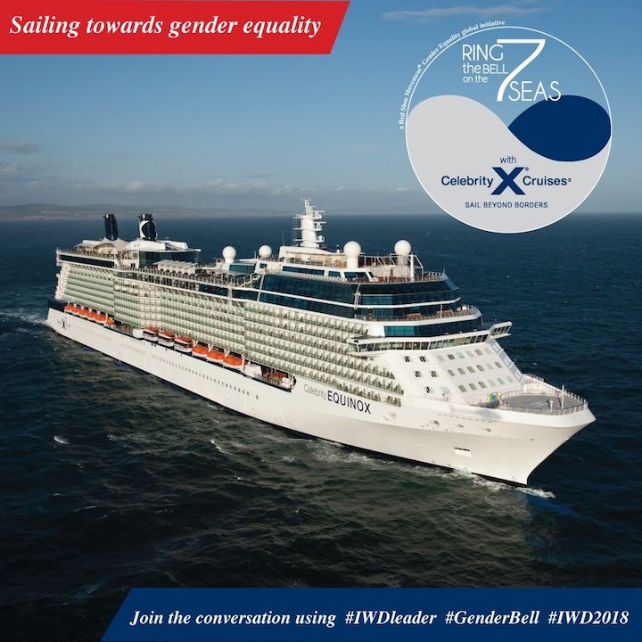 Sailing towards gender equality