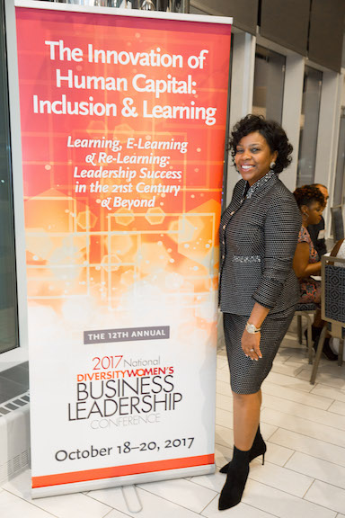 The 2017 Diversity Women's Business Leadership Conference