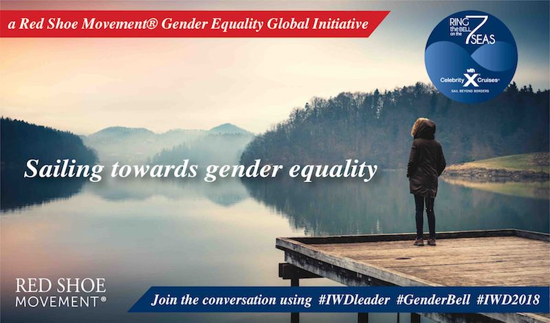 Ring The Bell on the 7 Seas | Support for Gender Equality