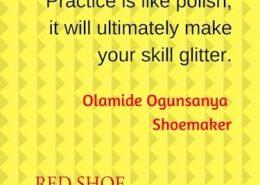 Olamide Orgunsanya female entrepreneur motivational quote