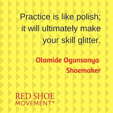 Olamide Orgunsanya female entrepreneur motivational quote