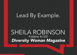 Sheila Robinson an inspirational quote to remember