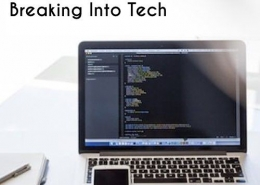 How to break into tech