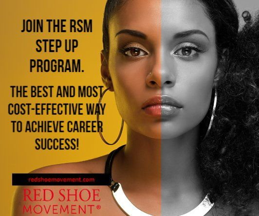 Join the Step Up program and be you, amplified!