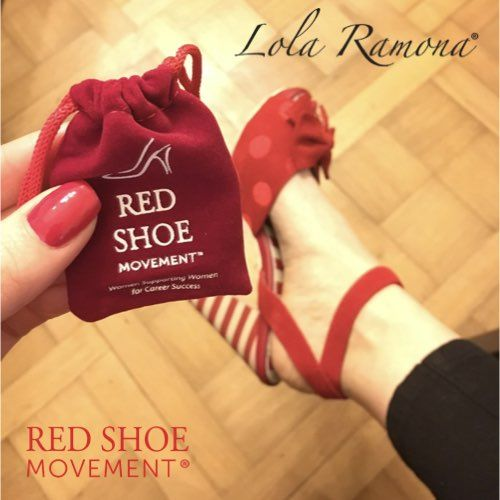 Shoe Entrepreneur Gitte Sandquist, of Lola Ramona