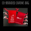 Co brand our RSM Charm bags