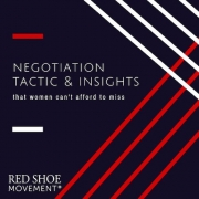 Negotiation tactics and insights for women