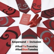 RSM Signature tie collection with Ampersand by Cyberoptix