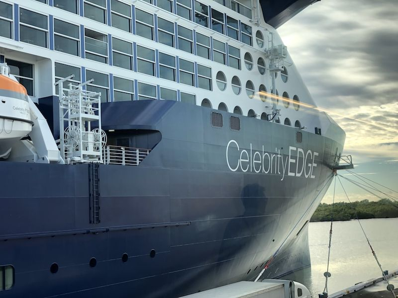 Celebrity Edge leadership legacy is in the details