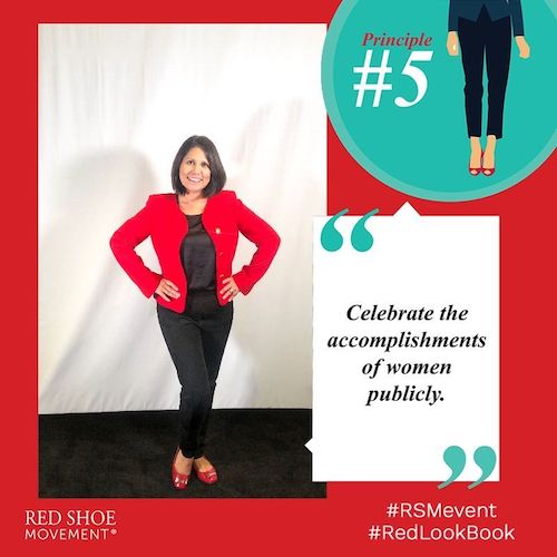 Claudia Vazquez of Prudential shares her insights from the RSM Signature Event