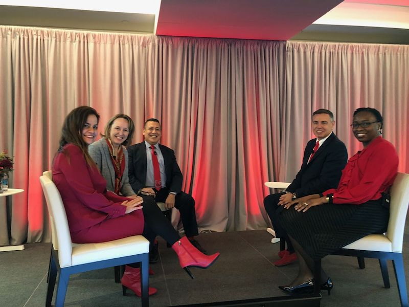 Executives get to practice a different role at the RSM female leadership conference