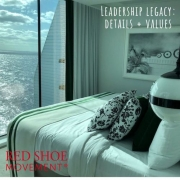 Leadership legacy is about details + values