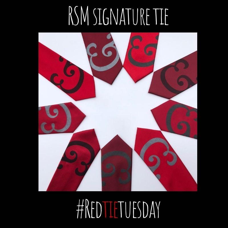 RSM Signature Tie