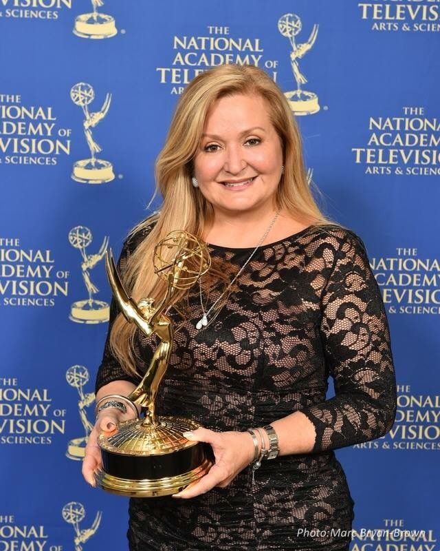 Cynthia Hudson, SVP & GM, CNNE, is the winner of many Emmy Awards