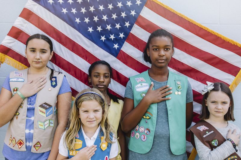 Sylvia Acevedo has brought a powerful leadership style to the Girl Scouts