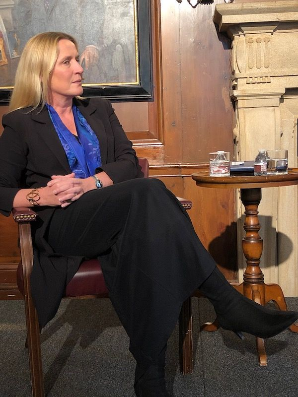 Iris Bohnet at Council on Foreign Relations