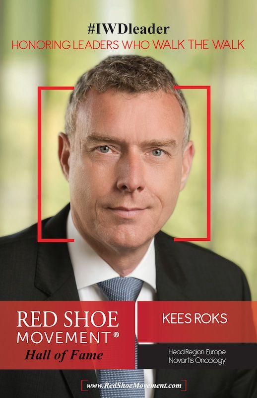 Kees Roks, Head Region Europe, Novartis Oncology