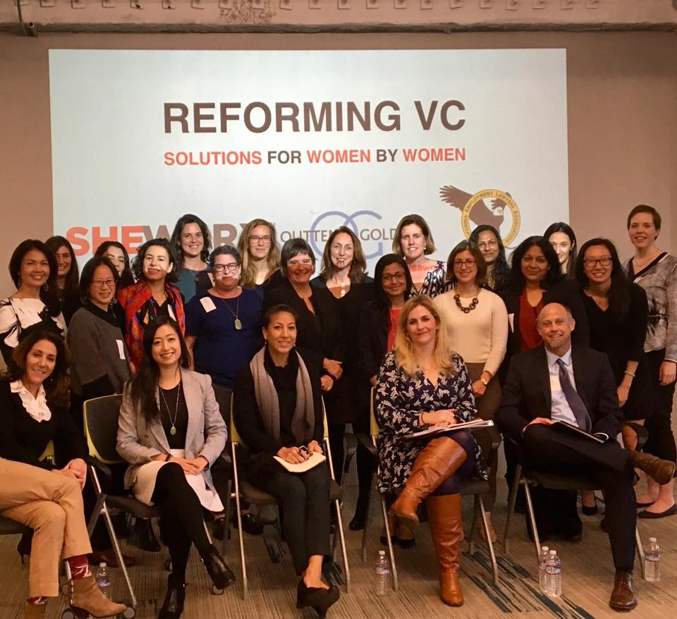 CEO of SheWorx helps level the playing field by providing access to venture capital to female entrepreneurs