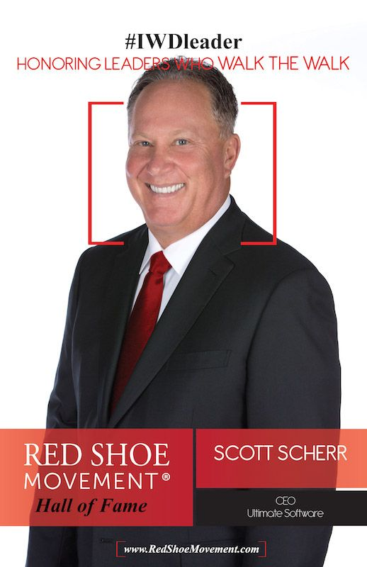 Scott Scherr, CEO, Ultimate Software