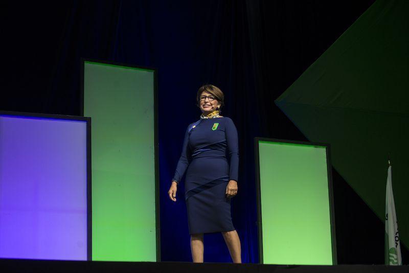Sylvia Acevedo CEO Girl Scouts