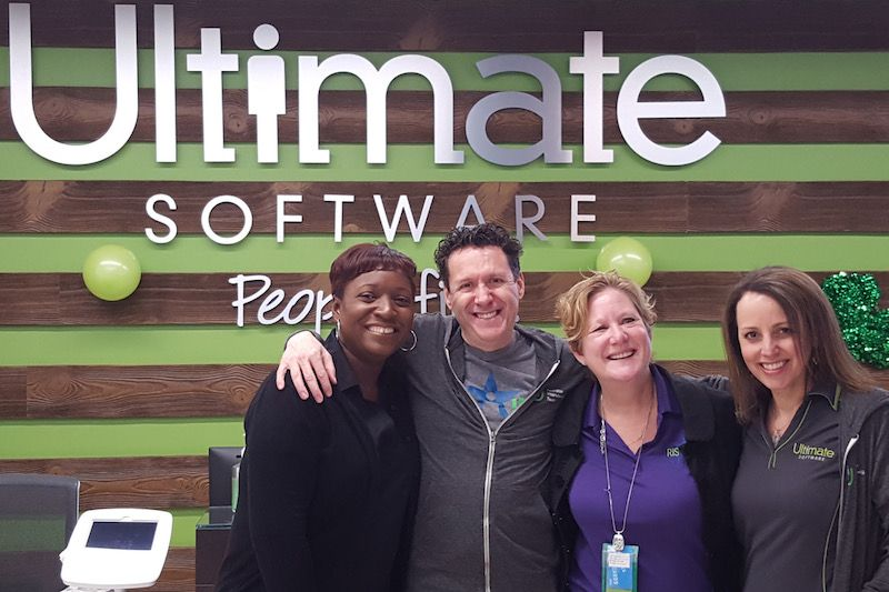 Ultimate Software team