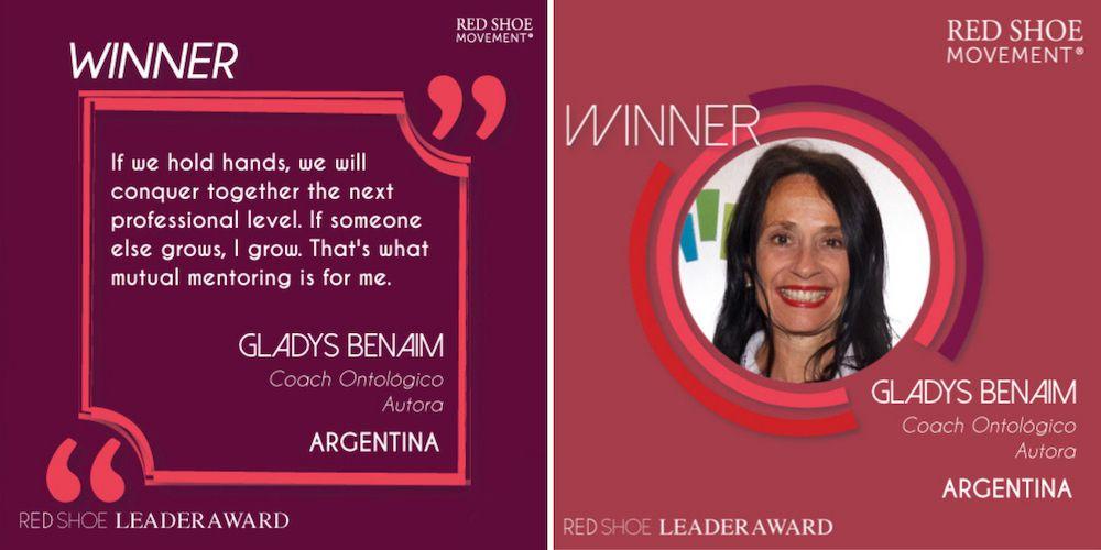 Gladys Benaim quote