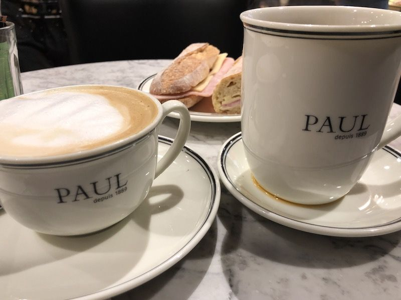 Living one day at a time at Paul's in London