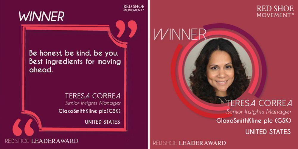 Teresa Correa quote