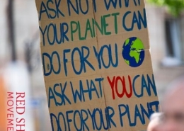 Ask what you can do for your planet Markus Spiske
