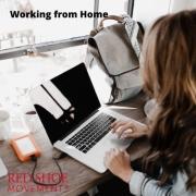 Working from Home. Photo Credit Andrew Neel. Unsplash