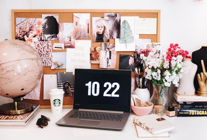 Working from home. Photo Credit Ella Jardim. Unsplash