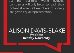 Alison Davis- Blake inspirational quote