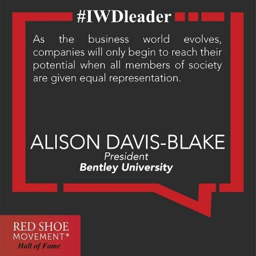 Alison Davis- Blake inspirational quote