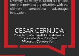 Cesar Cernuda inspirational quote