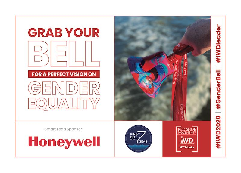 Grab the Bell for a Perfect Vision on Gender Equality