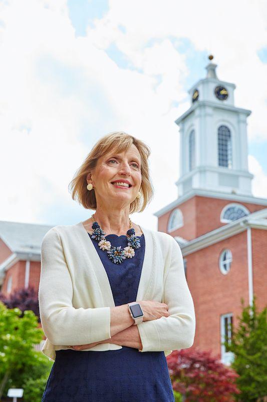 President Alison Davis-Blake