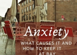 Anxiety- What causes it and how to keep it at bay. Photo Credit- John Cameron. Unsplash