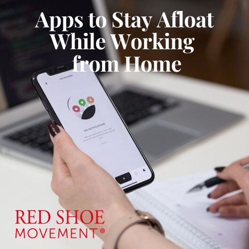 Apps to stay afloat while working from home