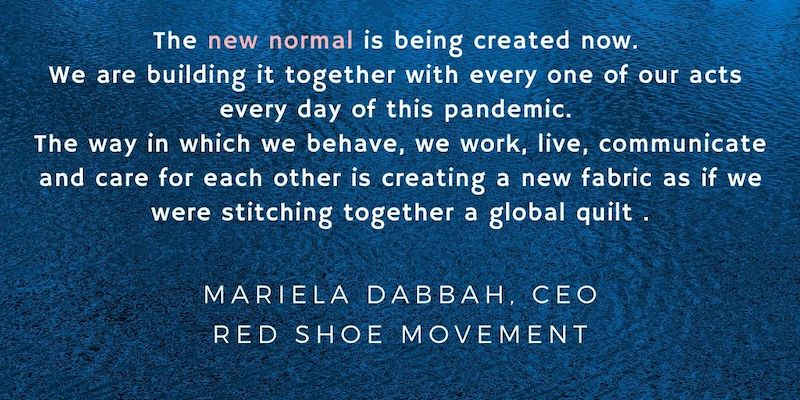 We build together the new normal