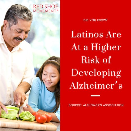Latinos are at a higher risk of developing Alzheimer's disease and other dementias. And they are severely under represented in scientific research studies for Alzheimer's and other brain diseases. Taking the MindCrowd memory and reaction time test can help scientists find out how to slow down brain aging.