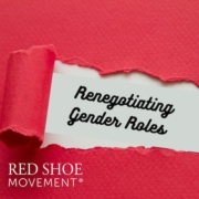 Renegotiating gender roles at home