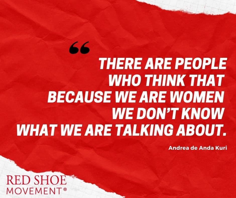 Andrea de Anda Kuri on being a woman in STEM