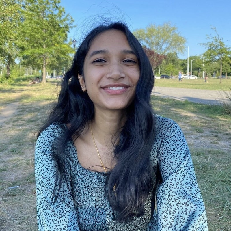 Teresa Mettela shares her story- diversity in journalism